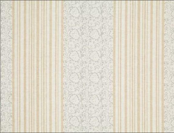 Sheer Fabric Jim Thompson Saree Stripe Pattern Elegant