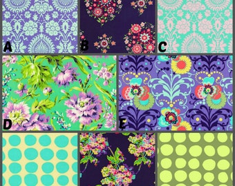 Custom Boutique Baby Bedding / Design Your Own / Crib Bumper / Crib Skirt / Crib Sheet / Amy Butler / Love / Soul