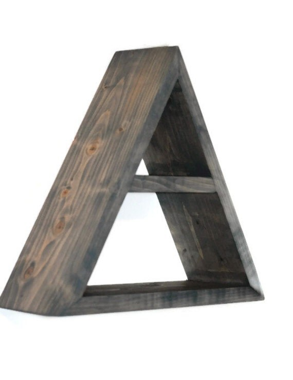 Geometric Shelf Shadow Box Shelf Abstract By