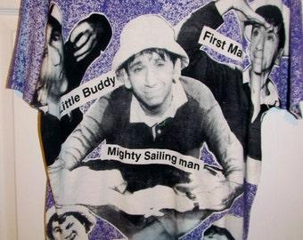 """Vintage Gilligan """"Gilligan's Island"""" shirt , Large"""