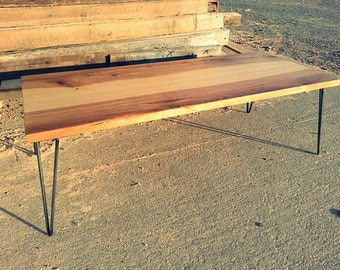 Reclaimed Solid Ash Coffee Table