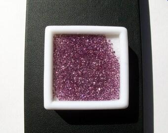50 pieces 1mm Rhodolite Garnet Faceted Round Gemstone, 1mm Rhodolite Garnet Round Faceted Gemstone, Pink Garnet Faceted Round Loose Gemstone