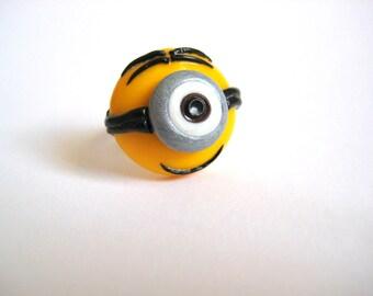 Minion Ring, Simple minion ring, egst