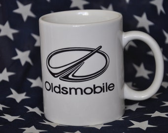 Oldsmobile custom mug