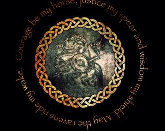 Warrior's prayer women's T Shirt