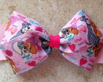 Lady and the Tramp Bow