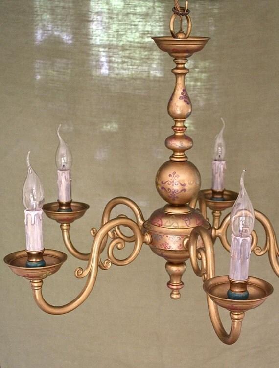 Vendu laiton suspension lustre clairage chambre coucher - Eclairage chambre a coucher ...