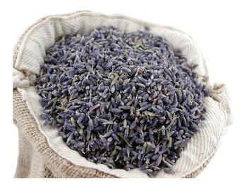 Organic Provencal Dried Lavender Heads - 5g, 15g, 25g, 50g & 100g