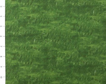 Green Grass by Quilting Treasures