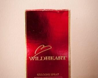 Revlon Wild Hart cologne, 30ml, spray