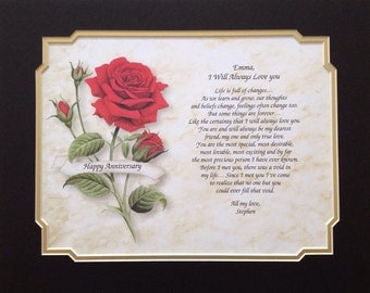 50th Wedding Anniversary Gift For Husband : ... love poem dating gift dating anniversary wedding anniversary 16 06