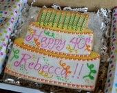 Birthday Cookie Gram...