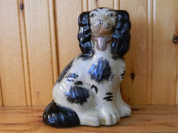 Disraeli Hearth Dog England