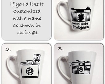 The Photographers Mug