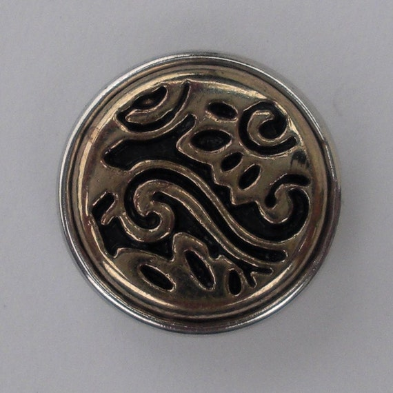 noosa style snap chunk popper charm button by snapjewelry