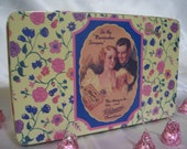 Vintage Whitman's Chocolate Candy Tin