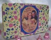 Vintage Whitman's Chocolate Candy Tin