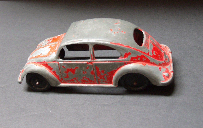 vintage vw tootsie toy chicago 24 usa volkswagen. Black Bedroom Furniture Sets. Home Design Ideas