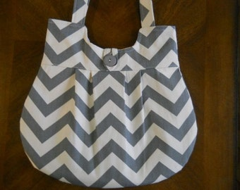 FREE CLUTCH for BRIDE  3 Gray chevron bridesmaids purses