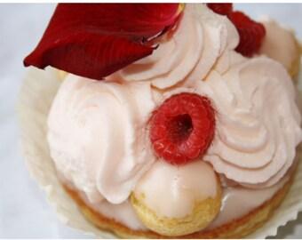 Pastry photography laduree photo paris laduree wall art pastry home decor pink paris pastry photo Let Them Eat Cake