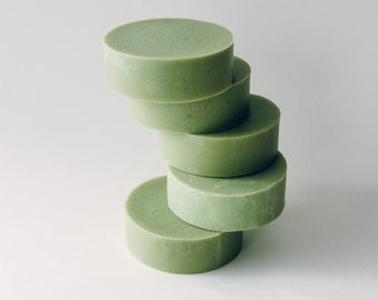 Tea Tree and Lemongrass Solid Shampoo Bars