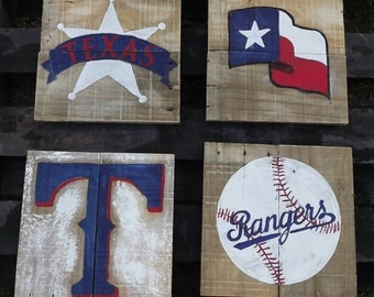 Texas Ranger Decor
