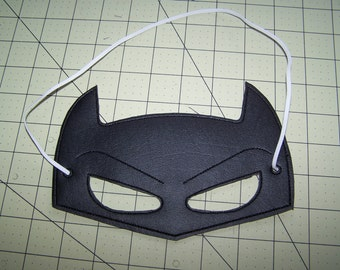 Super Hero Mask #001