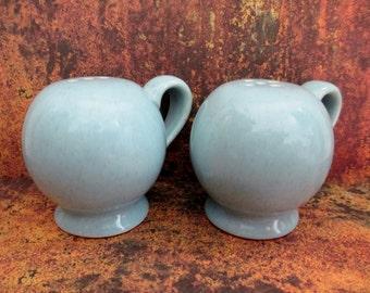 Santa Anita Ware (Early California Pottery) Shakers; 1940's-1950's