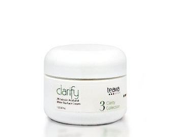 Acne Treatment Day Cream - 2% Salicylic Acid - With Organic White tea and Salicylic Acid - Gentle Acne Fighting Formula