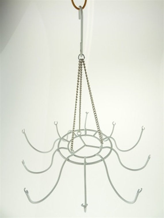 Chandelier Metal Frame Hanging Decoration With Hooks by