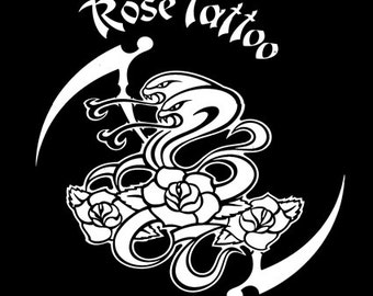 Rose Tattoo PATCH