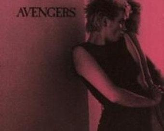 Avengers  Best Of CD Presents  1983 LP