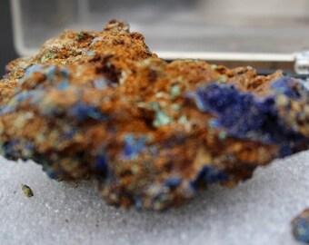Azurite Specimen from Arizona