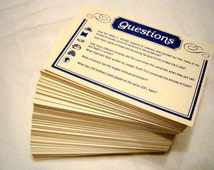 750 LDS Trivia Game Cards, Vintage Celestial Pursuit Mormon Latter-day Saints Board Game Christian Trivial