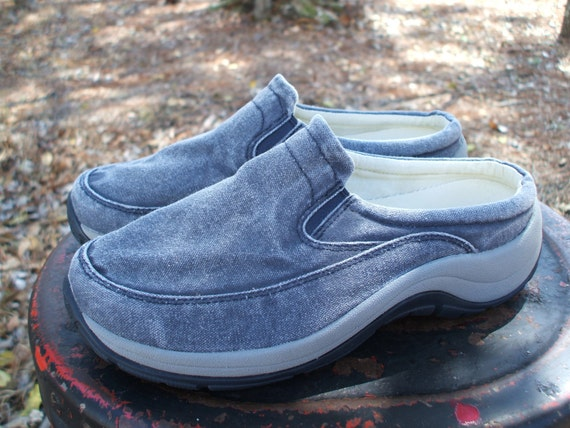ll bean blue sunwashed canvas boat deck by famousdesignerwear