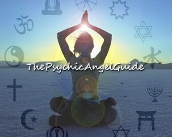Awaken Your Spiritual Path Tarot & Oracle Reading LIVE VIDEO format plus .JPG