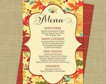 popular items for thanksgiving dinner on etsy