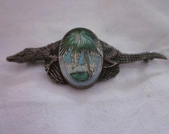 Reptilian Pin