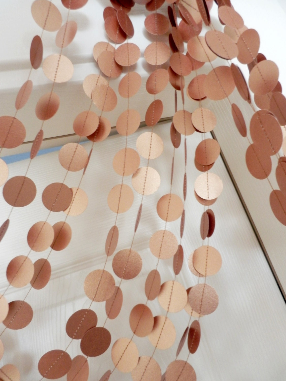 collection of copper decorations global views dot wall decor