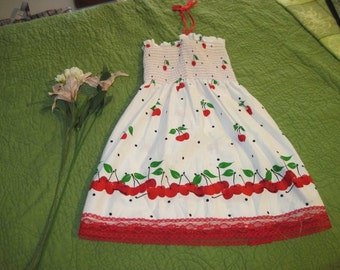little girls sundress