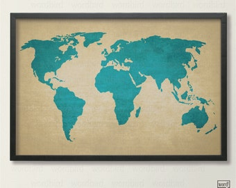 World map antique vintage old style decorative educatiional poster world map antique vintage old style decorative educatiional poster amazoncom world map antique vintage giant poster 55x39 giant gumiabroncs Gallery