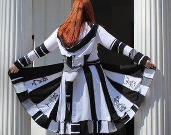 Alice in Wonderland Fairy Coat-Custom