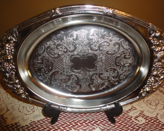 A Beautiful Shelton Ware Tray With A Second One For FREE