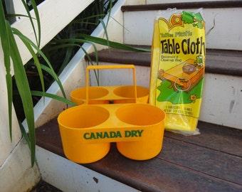 Vintage Canada Dry Serving Tray