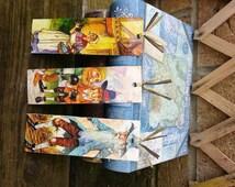 Rip Van Winkle Fairytale Bookmarks (Set of 3)