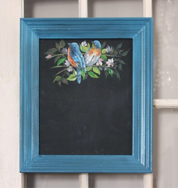 Framed Chalkboard Kitchen Chalkboard Chalkboard Menu