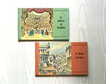 1965 Vintage French Books Librairie DeL'Amateur