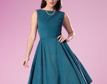 Misses' Dress Butterick Pattern B6094