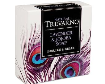 Trevarno Lavender & Jojoba Soap