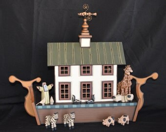 Noahs ark Decor